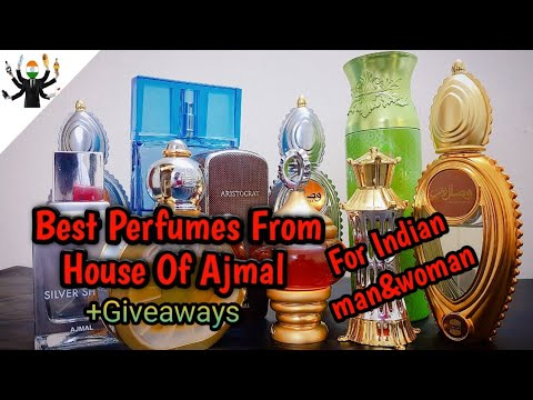 Read more about the article BEST PERFUME FROM HOUSE OF AJMAL FOR INDIAN MAN AND WOMAN
