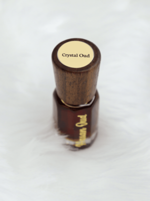 Crystal Oud Alcohol Free 12ml By Hasan Oud
