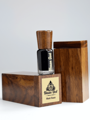 Musk Hasan Alcohol Free 12ml By Hasan Oud