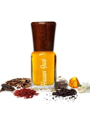Oud Mukhallat Alcohol Free 12ml By Hasan Oud